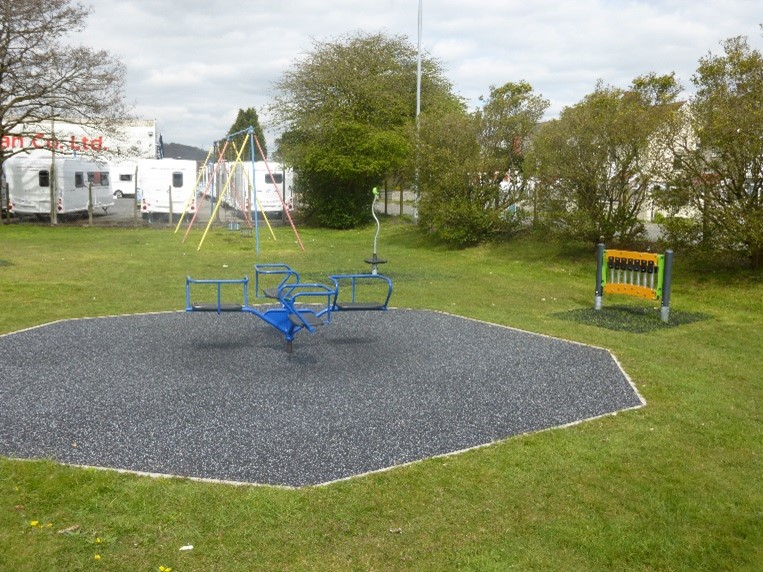 Crymlyn Burrows Playground 1