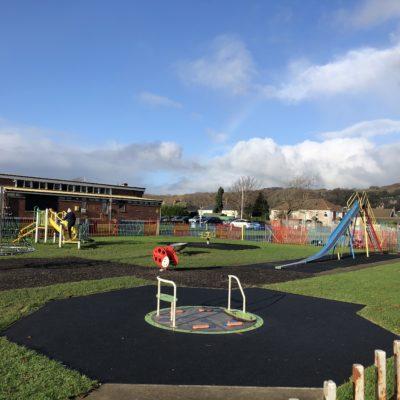 Skewen Park New Playground